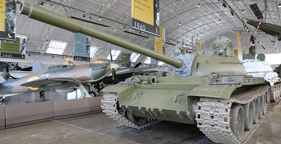 Uralvagonzavod T-54M Main Battle Tank
