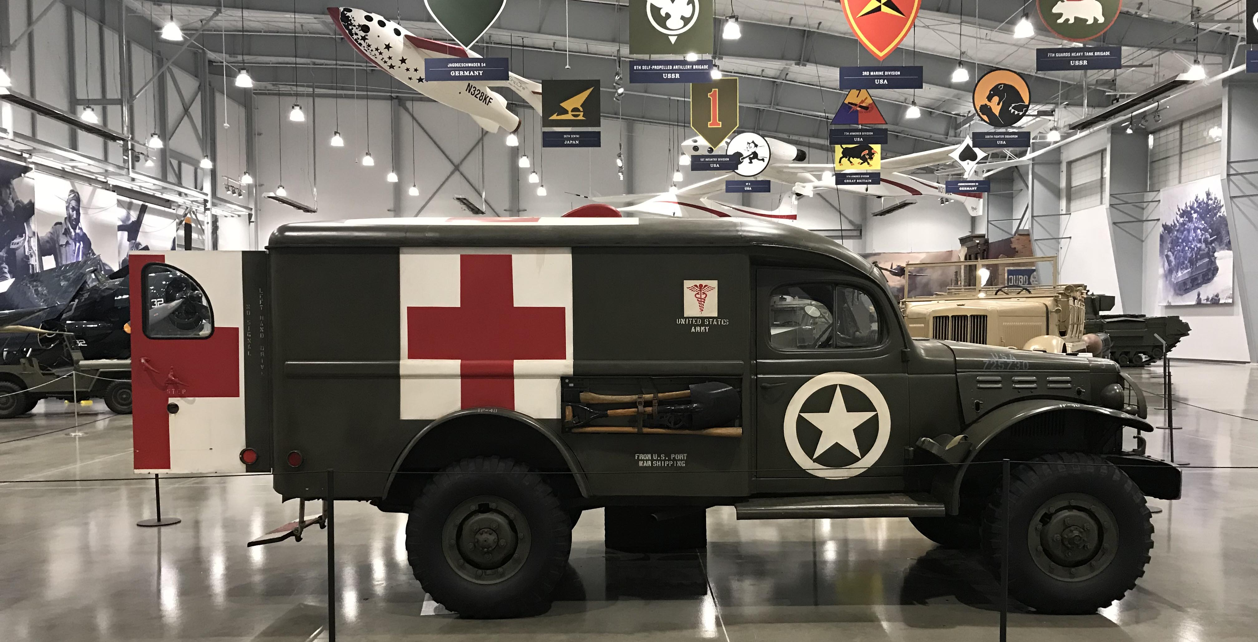 Dodge WC54 Ambulance