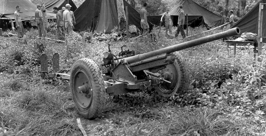 47 mm Type 1 Anti-Tank Gun