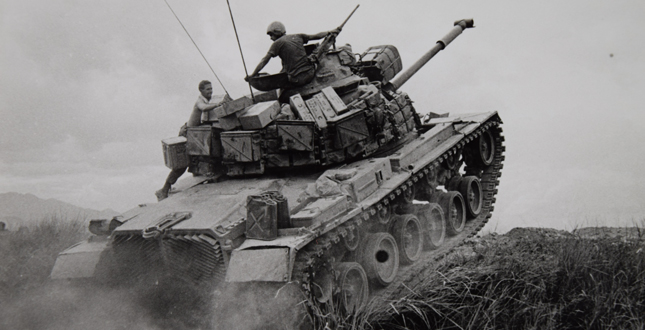 M48A1 Patton Medium Tank