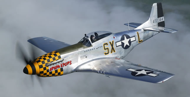Fhcam North American P 51d Mustang