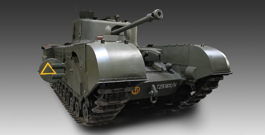 Churchill Mk VII Crocodile